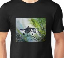 Mother Orca Unisex T-Shirt