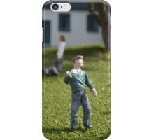 Miniature Man iPhone Case/Skin