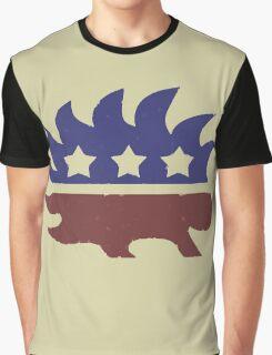 Vintage Libertarian Graphic T-Shirt