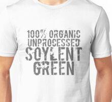 Soylent Green 100% Organic Unprocessed (white) - Geek tshirt Unisex T-Shirt