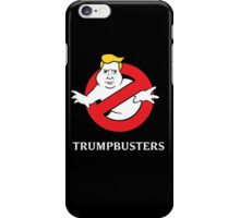 Trump Busters - Donald Trump Ghostbusters iPhone Case/Skin