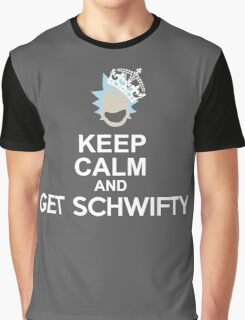 GET SCHWIFTY!!!!!! Graphic T-Shirt