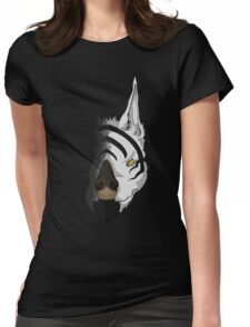 Kubrow--Lotus's Mark Womens Fitted T-Shirt
