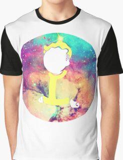 Galaxy Vault Boy 2. Graphic T-Shirt