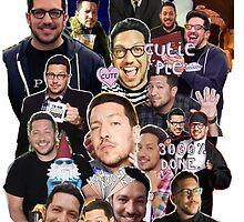 Sal Vulcano (iPhone) by LauraWoollin