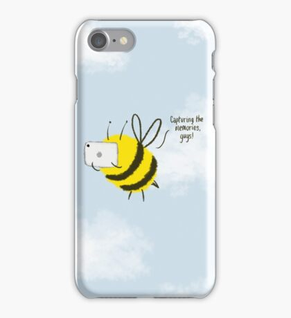 Festival Bees #2 iPhone Case/Skin