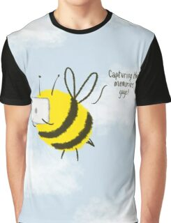 Festival Bees #2 Graphic T-Shirt