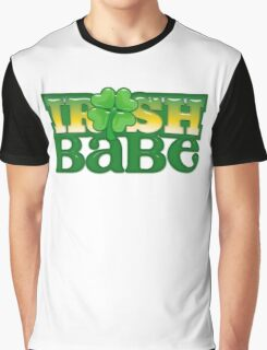 Irish Babe - Bevel Variant Graphic T-Shirt