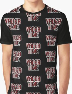 VADER TIME Graphic T-Shirt
