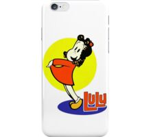 LULU iPhone Case/Skin