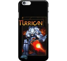Turrican iPhone Case/Skin