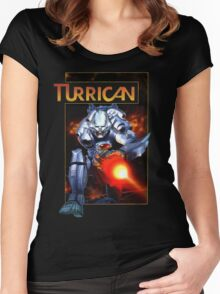 Turrican Women's Fitted Scoop T-Shirt