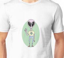 Peace Out Unisex T-Shirt