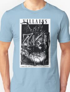 Villains I AM A MONSTER Unisex T-Shirt
