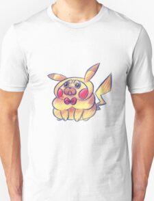Electric Pug Unisex T-Shirt
