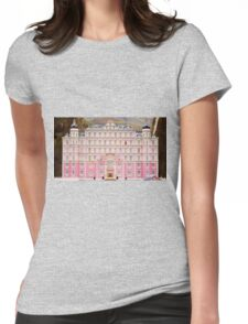 The Grand Budapest Hotel - Wes Anderson Film Womens Fitted T-Shirt