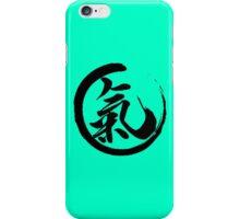 Enso Qi iPhone Case/Skin