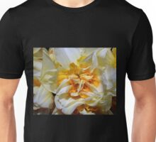 Double headed daffodil Unisex T-Shirt