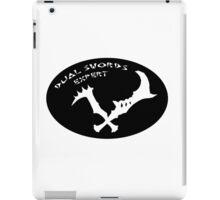 Monster Hunter Dual Swords Expert iPad Case/Skin
