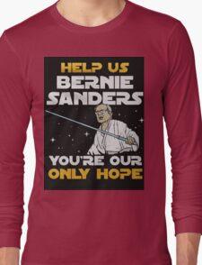star wars bernie Long Sleeve T-Shirt