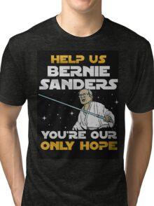 star wars bernie Tri-blend T-Shirt