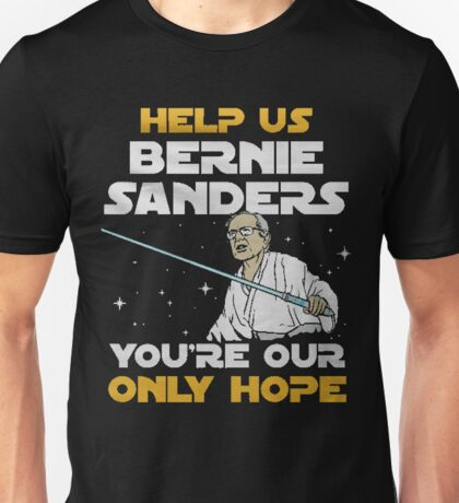 star wars bernie Unisex T-Shirt