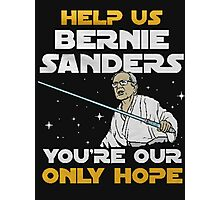 star wars bernie Photographic Print