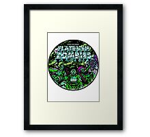 Flatbush ZOMBiES 3001 Framed Print