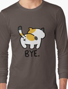 Neko Atsume Sass Long Sleeve T-Shirt
