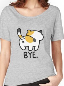 Neko Atsume Sass Women's Relaxed Fit T-Shirt