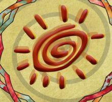 Autumnal Equinox Mabon Sticker