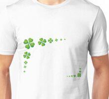Saint patricks background Unisex T-Shirt