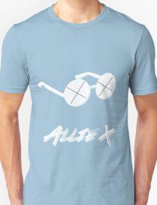 Allie's Glasses (W) Unisex T-Shirt