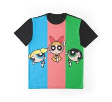 Powerpuff Girls Graphic T-Shirt