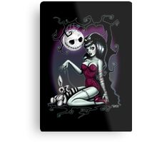 Alice in Zombie Land  Metal Print