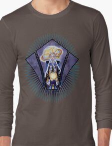 Warrior Class Woman -Saturn  Long Sleeve T-Shirt