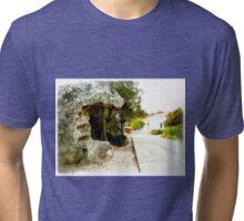 Island Caprera: house of Garibaldi Tri-blend T-Shirt