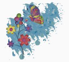 Season of Colors Baby Tee