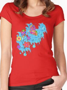 Season of Colors Women's Fitted Scoop T-Shirt