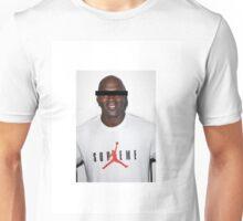 MICHAEL X JORDAN X SUPREME Unisex T-Shirt
