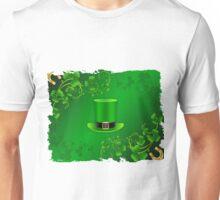 Saint Patricks Day Hat Unisex T-Shirt