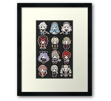 Fire Emblem: Fates  Framed Print