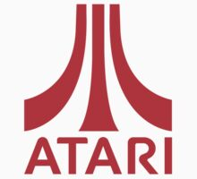 Atari logo One Piece - Short Sleeve