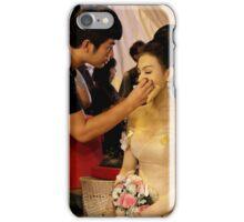 chiang mai iPhone Case/Skin