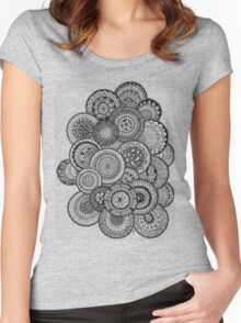 Bubbles Women's Fitted Scoop T-Shirt