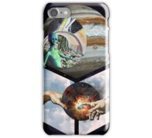 Lets Build a World in Jupiter iPhone Case/Skin