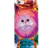 Burger Floof Kitty Cheese Baby iPhone Case/Skin