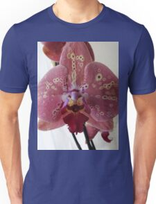 Pink orchid Unisex T-Shirt