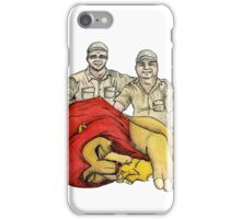 A Modern fairy tail, The Lion king iPhone Case/Skin
