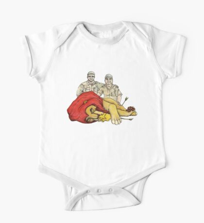 A Modern fairy tail, The Lion king One Piece - Short Sleeve